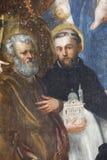 St Peter und St Dominic Lizenzfreie Stockfotos