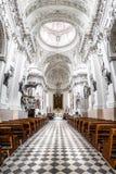 St- Peter und St- Paulkirche Stockbilder
