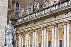 St Peter, Vatican city Stock Image