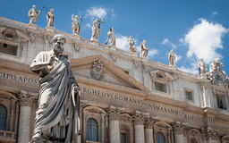 St. Peter, Vatican City Stock Images