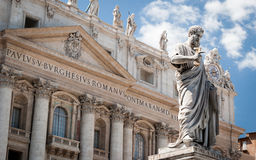 St. Peter, Vatican City stock photos