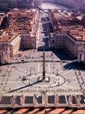 St Peter vierkant Stock Afbeeldingen