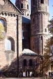 St Peter Worms de cathédrale images libres de droits