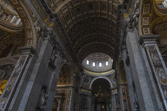 St. Peter's Basilica Royalty Free Stock Photo