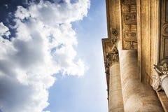St Peter& x27; s bazylika Obraz Royalty Free