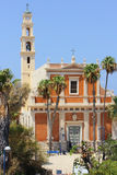 St. Peter& x27;s Church, Jaffa, Tel Aviv, Israel Royalty Free Stock Images