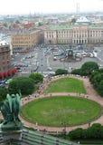St.Peterburg de la torre Imágenes de archivo libres de regalías