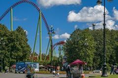 St. Peterburg Primorsky-Park Lizenzfreies Stockfoto