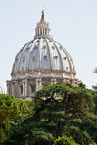 St. peters basilica Stock Photography