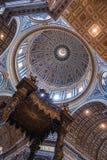 St. Peters Basilica Stock Foto