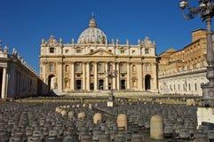 ST'PETERS Basilica Image stock
