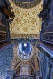 St Peters Basilica Stock Photos