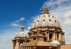 St Peters basilica Royalty Free Stock Photography