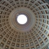 St. Peters basilica in Rome. Stock Photography