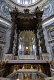 St. Peters Basilica (Rome, Italy) Royalty Free Stock Photos