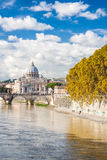 St. Peter's Basilica in Rome, Italy Royalty Free Stock Image