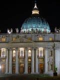 St Peters Basillica, Rome, Italië Royalty-vrije Stock Fotografie