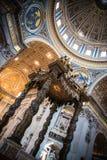St. Peters bazylika Zdjęcia Stock