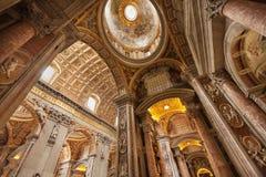 St Peters bazylika zdjęcie stock