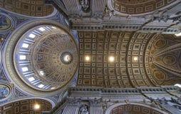 St. Peters bazylika fotografia stock