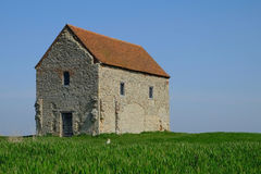 St Peters Chapel Bradwell Royalty Free Stock Images