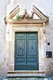St. Peters Church Doors Stock Photos