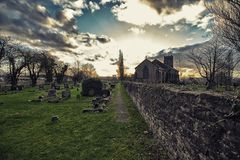 St Peters Church St Georges royaltyfria foton