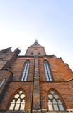 St Peters Church, Hambourg, Allemagne Photos stock
