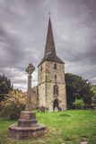 St Peters church in Hever Royalty Free Stock Photos