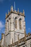 St Peters Church i Dorchester Arkivbilder