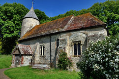 St Peters Church, Southease, East Sussex Stock Image