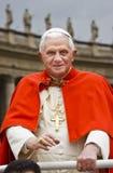 St Peters do papa Benedict XVI, novembro 14, 2007 imagens de stock royalty free