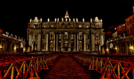 St-Peters in HDR Stock Image