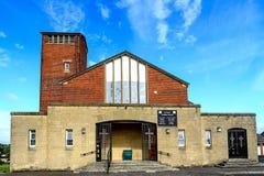 St Peters kaplica, Paisley, Renfrewshire, Szkocja Obraz Stock
