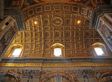 St Peters Kathedraal Stock Afbeeldingen