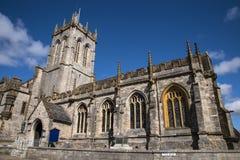 St Peters kościół w Dorchester zdjęcia royalty free