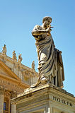 St Peters Monument at Vatican City. Rome stock photos