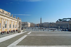 St peters square Royalty Free Stock Image