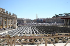 St Peters Square Stock Photography