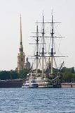 St Petersbourg Photographie stock libre de droits