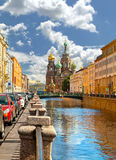 St Petersbourg photographie stock