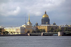 St Petersbourg Russie Photographie stock libre de droits