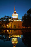 St Petersbourg Russie Photographie stock