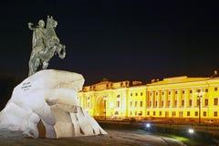 St Petersbourg Russie Photographie stock libre de droits