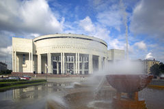 St Petersbourg Russie Images libres de droits