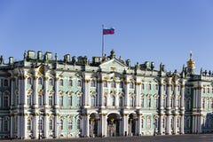 29 06 2017, St Petersbourg, Russie Début de la matinée à la perspective de Nevsky Images stock