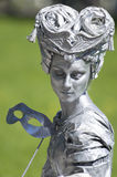 St Petersbourg, Russie - 4 juin 2017 : Festival de l'international VII de ` de parc d'Elagin de ` de théâtres de rue photo libre de droits