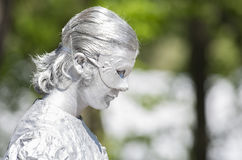 St Petersbourg, Russie - 4 juin 2017 : Festival de l'international VII de ` de parc d'Elagin de ` de théâtres de rue photos stock