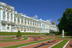 St Petersbourg, Tsarskoye Selo Pushkin, Russie Photos libres de droits