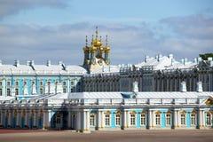 St Petersbourg, Tsarskoye Selo Pushkin, Russie Photo stock